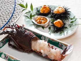 ウニや伊勢海老に囲まれる贅沢な漁業体験!大分県佐伯市で味わう貴重なブルーツーリズム