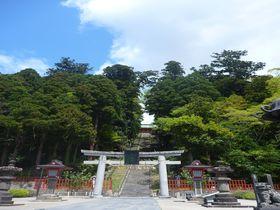 通り過ぎてはもったいない宮城『鹽竈神社』でパワーチャージしよう!