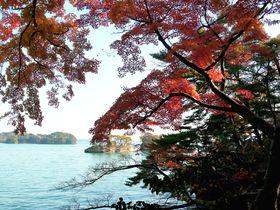 新しい未来に向かうなら日本三景・松島の雄島を忘れずに!