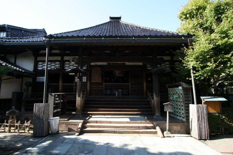 寺町台寺院群の防衛拠点だった、奇妙な仕掛け満載の「忍者寺」