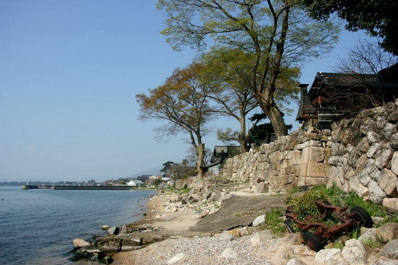 海津集落を水害から守り続けて300年