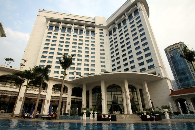 レイクビューの五ツ星「ハノイデウーホテル」は緑と水に満ちた都会のオアシス!