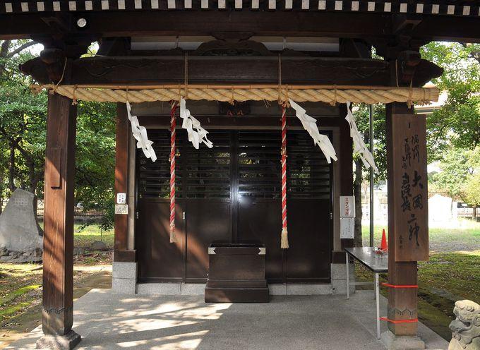 最後は一カ所で二福神(笑) 三囲(みめぐり)神社を目指そう。お参り全通で御利益あれ!