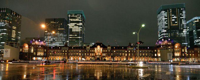 まずは東京駅の歴史と2年前の駅舎復元・完成直後の状況をよく知ろう!