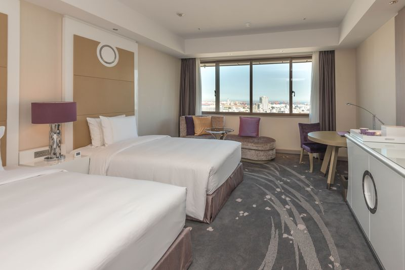 世界ブランドの高級ホテル「東京マリオットホテル」の魅力とその利用方法のご案内