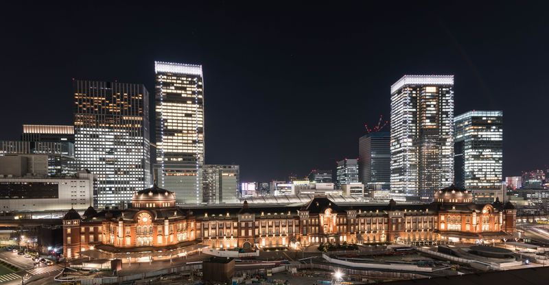 東京の夜景ポイントはここだ!見どころと撮影ポイントのご紹介