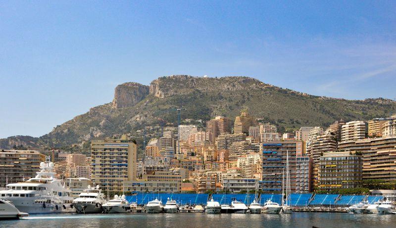 セレブでリッチな国、モナコ公国で贅沢な気分を満喫しよう!