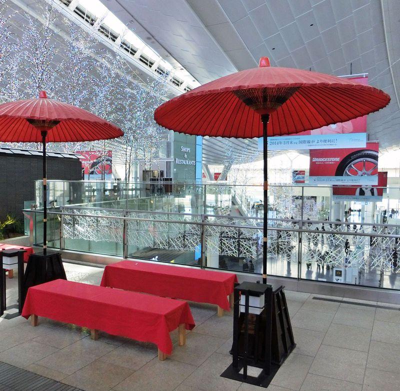 東京国際空港(羽田空港)で遊ぶ!国際線ターミナルで江戸から現代までの東京を満喫しよう♪
