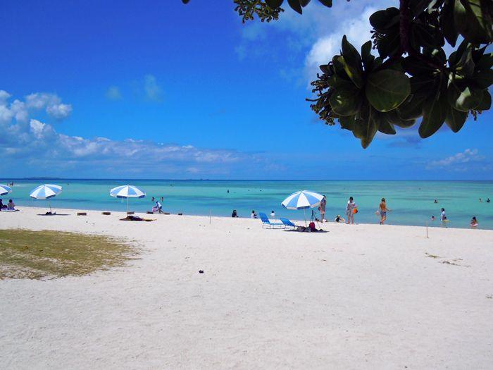 【竹富島】八重山めぐりの定番、夢のような海。コンドイビーチ