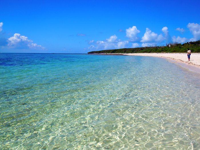 沖縄・八重山諸島を楽しむ!のんびりできる最高のビーチ5選
