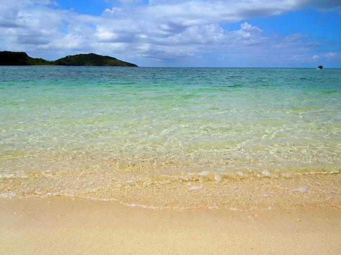 【西表島】幻の浜 イダの浜