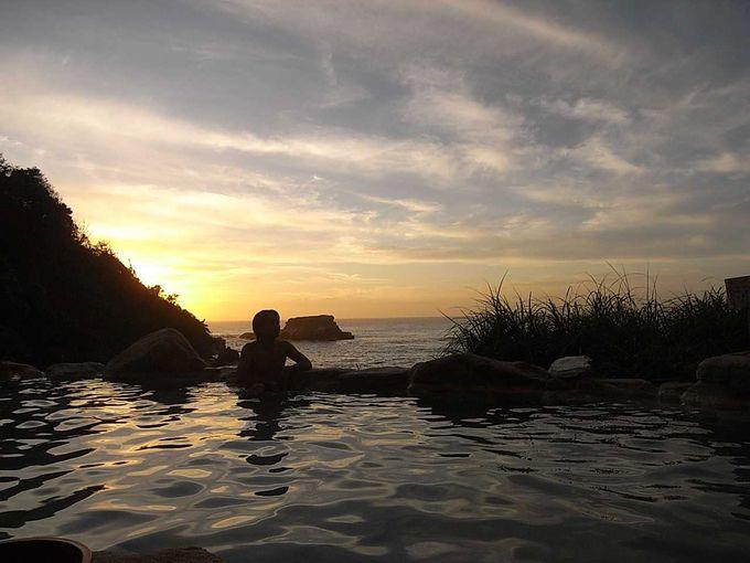 美しい絶景の宿「海舟」