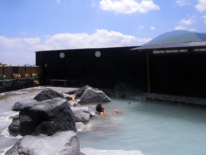 山は富士 海は瀬戸内 湯は別府