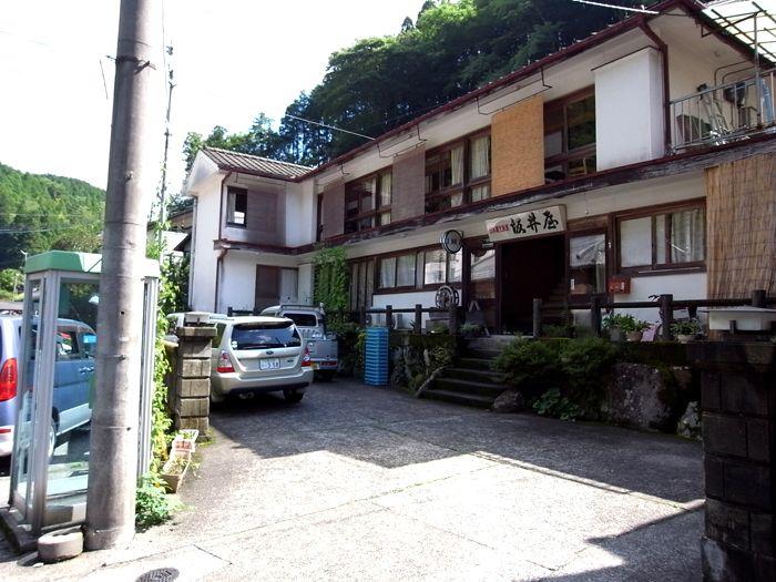 和歌山県の山深くに湧き出る名湯