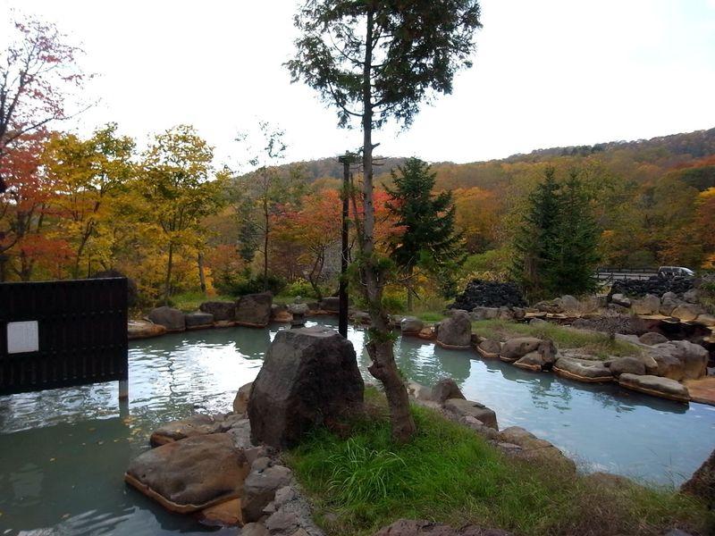 女性の方必見!まるで化粧水のようなウルトラ美肌の湯 北海道ニセコ 昆布温泉「ニセコグランドホテル」