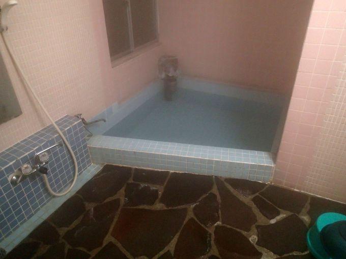 極上湯を楽しめるお風呂