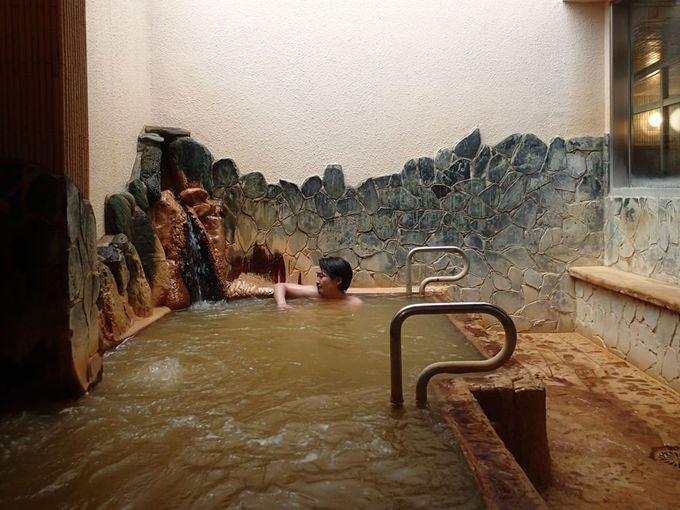 有馬温泉の金泉をも凌駕する「クア武庫川」
