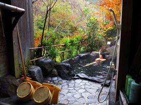 熊本県山川温泉「小杉庵」で貸切風呂をはしごして温泉三昧!|熊本県|トラベルjp<たびねす>