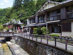 復活した老舗旅館 和歌山・湯の峰温泉「伊せや」