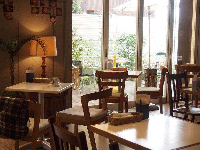 地産地消をテーマにした、こだわりのカフェ「8.CAFE」