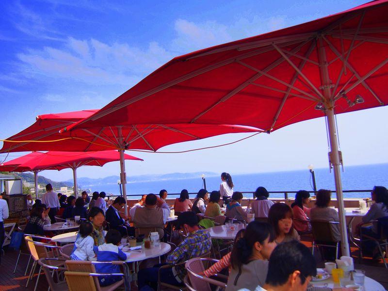ここはイタリア!?湘南のお洒落な絶景レストランで優雅にランチ