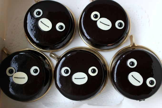 インスタ映え必至!「Suicaのペンギンケーキ」