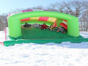 キッズパークが充実!「水上高原スキーリゾート」で最高の雪遊びを!