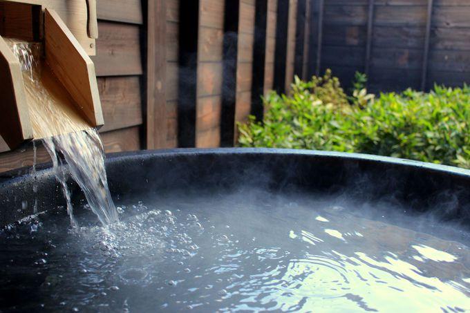 貸切家族風呂でプライベートな時間を過ごそう