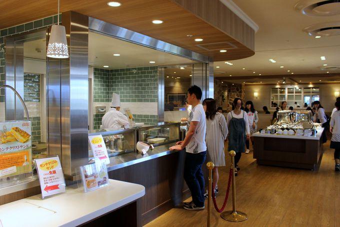 選べる3つのレストラン!魅力あるサンルートプラザ東京の朝食!