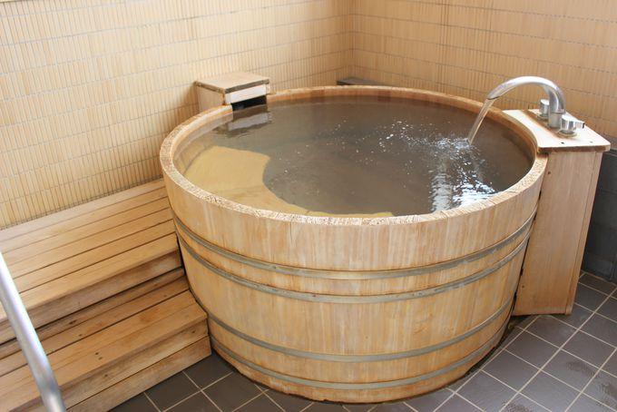 温泉を独り占め!部屋付き貸切風呂でゆったり。