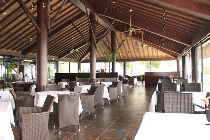 絶景レストラン「THE GUNJO RESTAURANT」でランチ