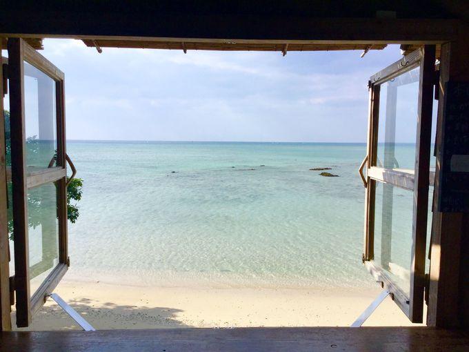 インスタ映えもバッチリ!冬は海カフェで海を満喫しよう!