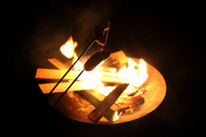冬のキャンプはこうやって楽しむ!