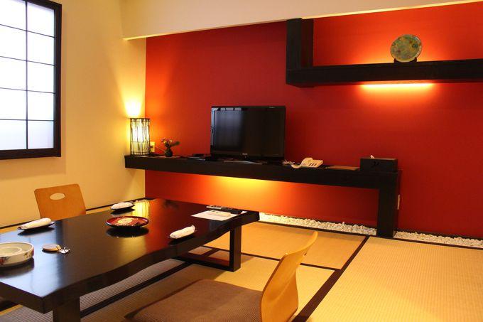 全16室デザインが違う!群馬・赤城高原温泉「山屋蒼月」は和モダンな隠れ宿