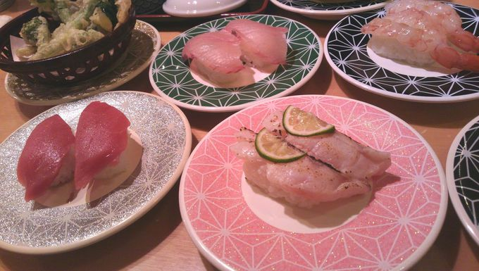 「のどぐろ」をお寿司で気軽に!