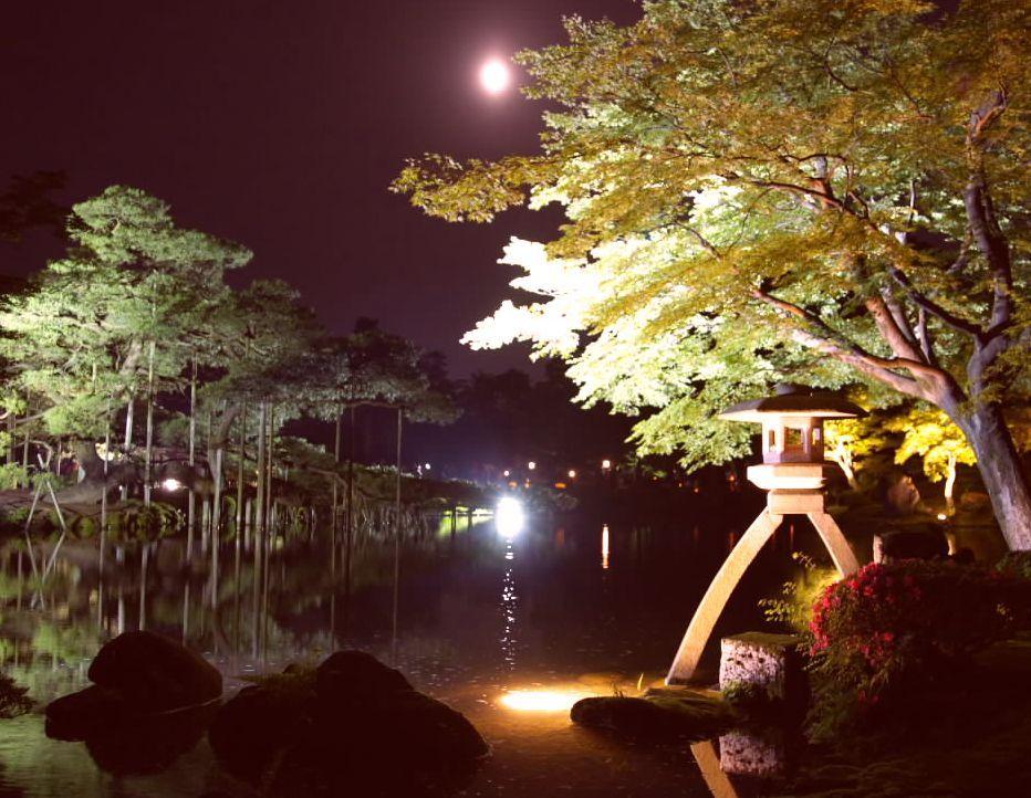 「金沢城・兼六園ライトアップ〜秋の段〜」で秋の金沢を満喫!