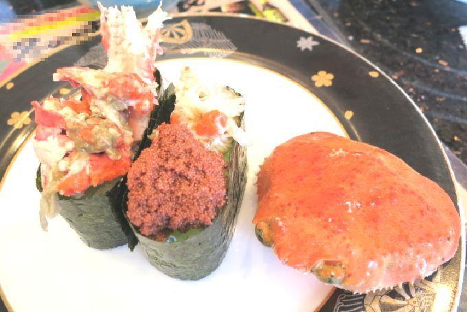 「金沢まいもん寿司」