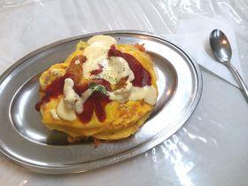 金沢の老舗洋食店「グリルオーツカ」のハントンライスは市民に愛される王道の洋食|石川県|トラベルjp<たびねす>