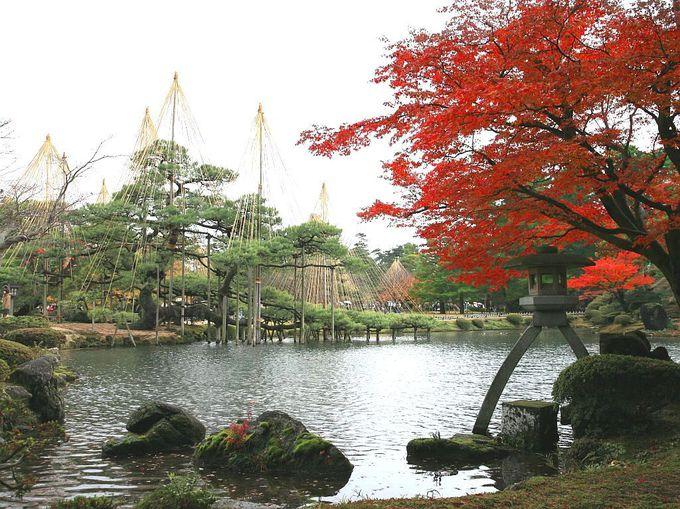 趣きのある秋の金沢へ