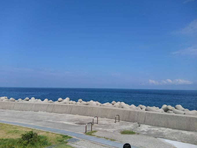 富山県魚津市の街