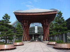はじめての金沢はこう巡る!半日観光モデルコース