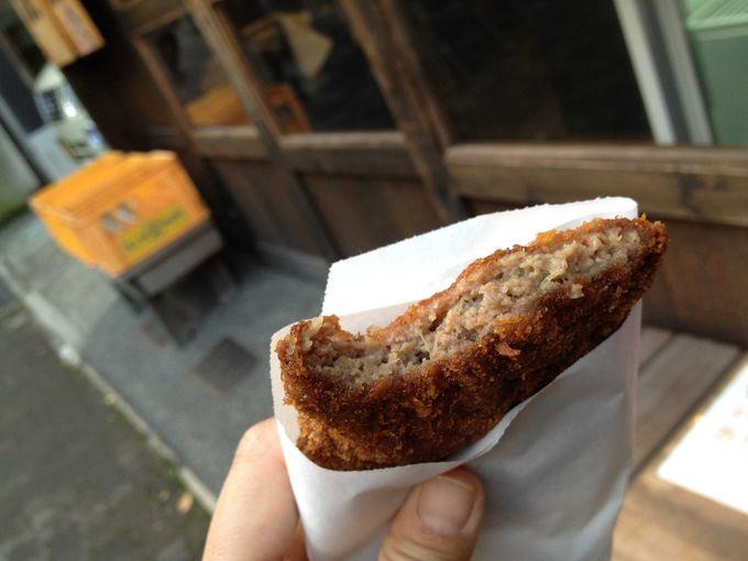 竹中肉店のミンチカツ&コロッケ