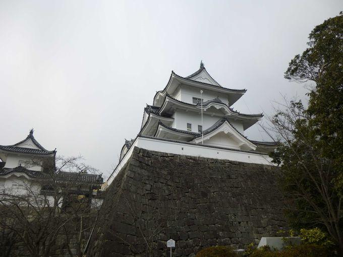 築城の名手によって築かれた「伊賀上野城」