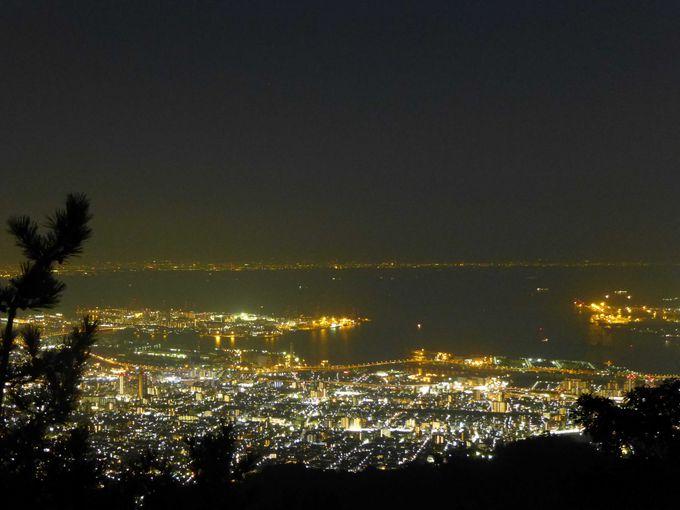 1000万ドルの夜景スポット「六甲山」は見どころたっぷり