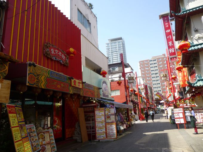 南京町、食べ歩きのコツとオススメのお店。