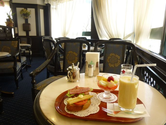 神戸っ子ご用達のコーヒーもオススメ「神戸にしむら珈琲店」