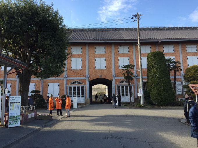 まずは知っておきたい、富岡製糸場の概略