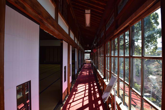 美しい日本建築を楽しんで