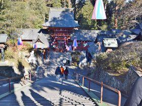 群馬で初詣なら、一之宮貫前神社。珍しい下り参道にも注目!|群馬県|トラベルjp<たびねす>