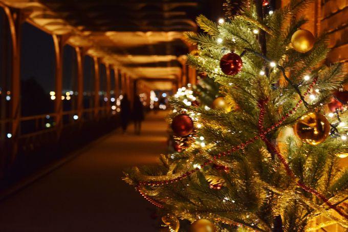 赤レンガ倉庫では、クリスマスマーケットも開催!